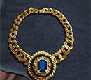 Pentoshi Gemstone Necklace