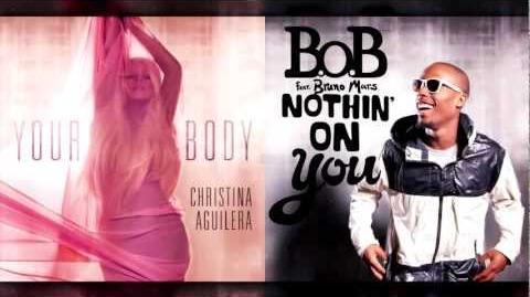 Christina Aguilera Vs. B.o.B - Your Body (Mashup)-0