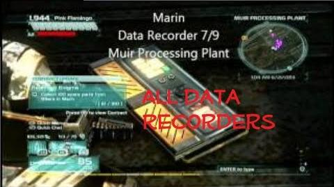 Defiance - All Data Recorder Locations