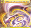 Trills of Diminution