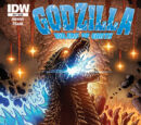 Godzilla: Rulers of Earth Issue 12