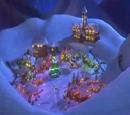 Lugares en The Nightmare Before Christmas