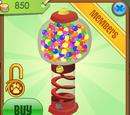 Giant Bubblegum Machine