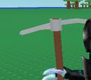 Steel Pickaxe