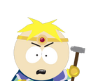 Paladin (Butters)