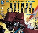 Batman/Superman: Primer Contacto