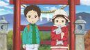 Natsume Yuujinchou - OAD children at the shrine.jpg