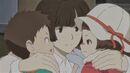 Natsume Yuujinchou - OAD children with mother.jpg