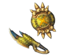 Ludroth's Nail (MHGen)