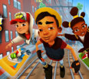 Subway Surfers World Tour: New York 2014