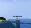 Buildings in Minecraft Oasis