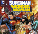 Superman Wonder Woman Vol 1