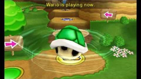 Mario Party Island Tour - All Items in Perilous Palace Path