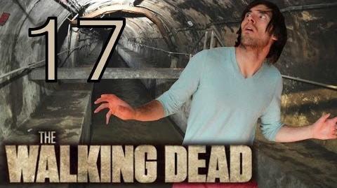A LAS ALCANTARILLAS - The Walking Dead - Parte 17