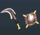 Assassin's Dagger (MH3U)