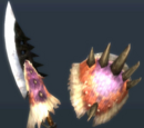 Hydra Knife (MH3U)