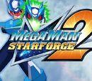 MegaMan StarForce 2