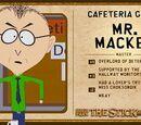 Mr. Mackey