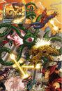 Shuma-Gorath (Multiverse), Peter Parker (Earth-9411), Stephen Strange (Earth-9411), Avengers (Earth-9411), and Fantastic Four (Earth-9411) from Spectacular Spider-Man (UK) Vol 1 132 001.jpg