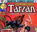 Tarzan Vol 1 4/Images