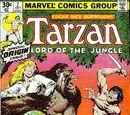 Tarzan Vol 1 2/Images