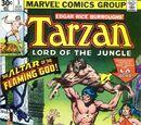 Tarzan Vol 1 3/Images