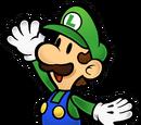 Paper Luigi: The Coffer of Mystery/Elementos Beta