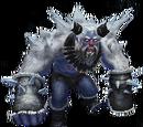 Frostland Guardian (Rock Fist)
