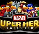 Marvel Super Hero Takeover 2012