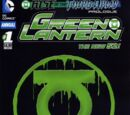 Green Lantern Vol 5 Anual 1