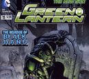 Green Lantern: La venganza de Black Hand