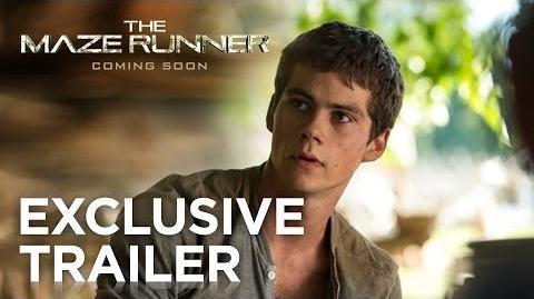 The Maze Runner Official Trailer HD 20th Century FOX