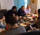 Asnow89/Sleepy Hollow Writers are Back to Work