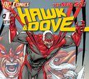 Hawk and Dove: Primeros golpes