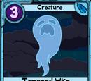 Temporal Wisp