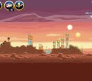 Tatooine 1-5 (Angry Birds Star Wars)