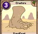 Sandfoot