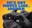 Mr.Blue Bird/About the black jaguar in Rio 2