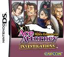 Ace Attorney Investigations™: Miles Edgeworth