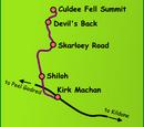 Culdee Fell Railway