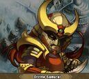 Divine Samurai
