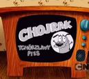 Chojrak – tchórzliwy pies