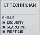 I.T. Technician