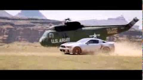 NEED FOR SPEED Trailer oficial castellano