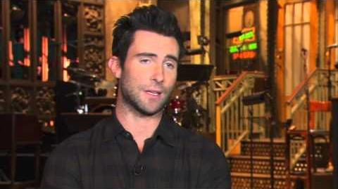 ADAM LEVINE to Host SNL January 26, 2013