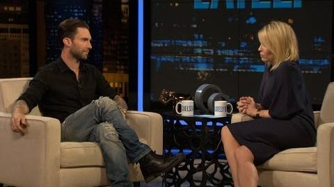 Adam Levine Cusses Chelsea Out Chelsea Lately