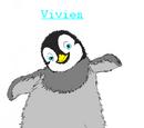 Vivien the Emperor Penguin
