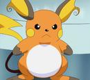 Volkner's Raichu (anime)