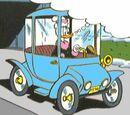 Το αυτοκίνητο της Γιαγιάς Ντακ
