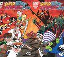 Cartoon Network: Super Secret Crisis War!